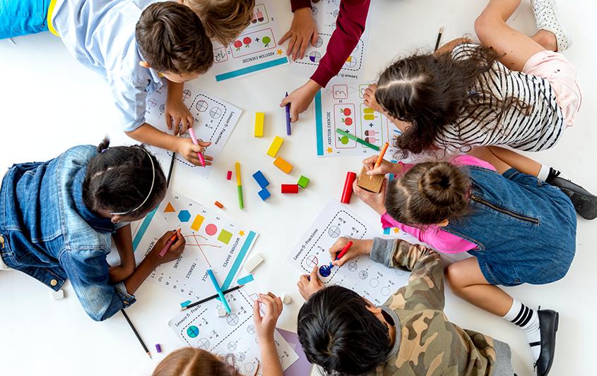 Organização do currículo escolar por projetos de trabalho