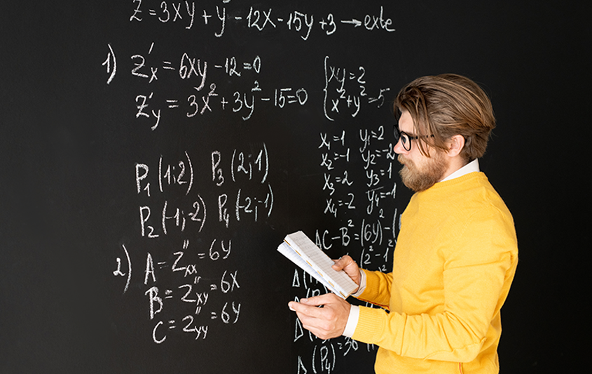 Cálculo algébrico de limites com indeterminação matemática