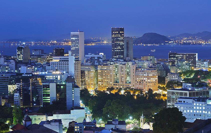 As cidades brasileiras no século XX