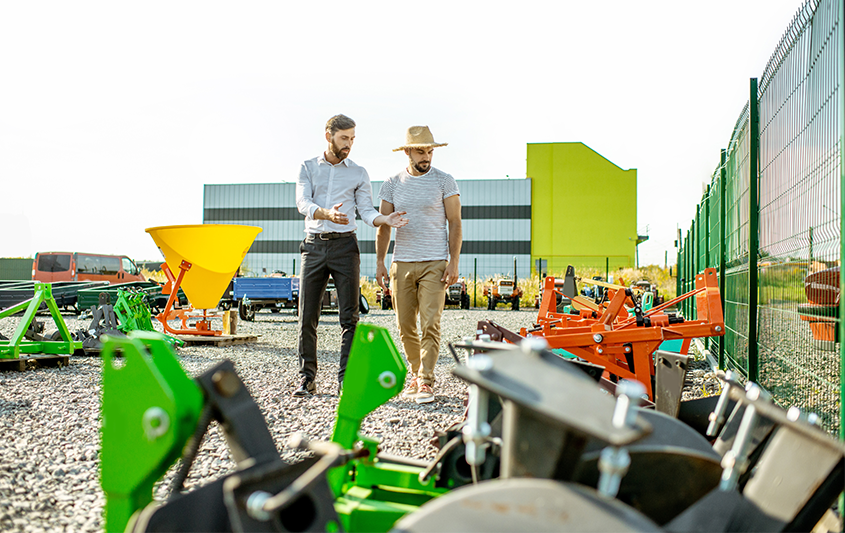 Processo de gestão de propriedades rurais (empresas rurais)