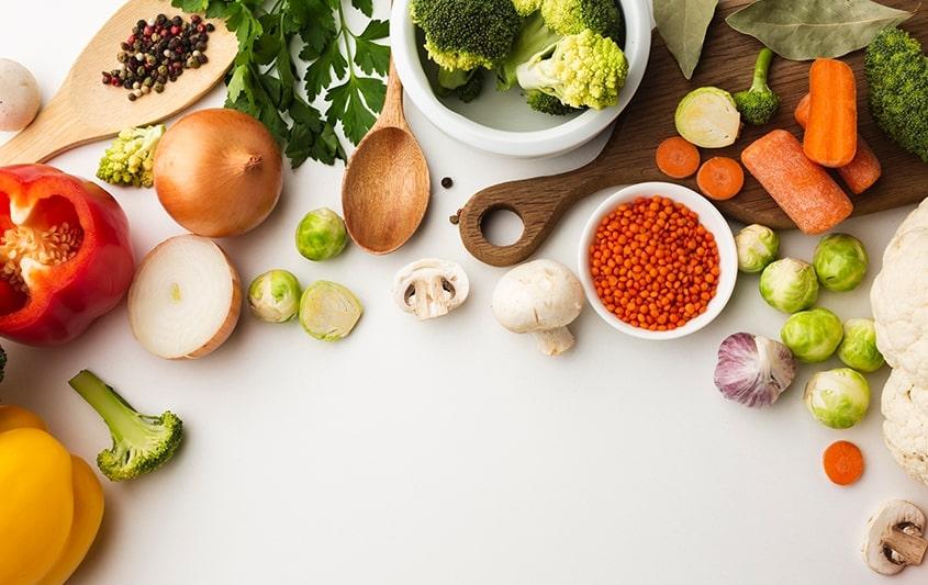 Macro e Micro Nutrientes e Estética