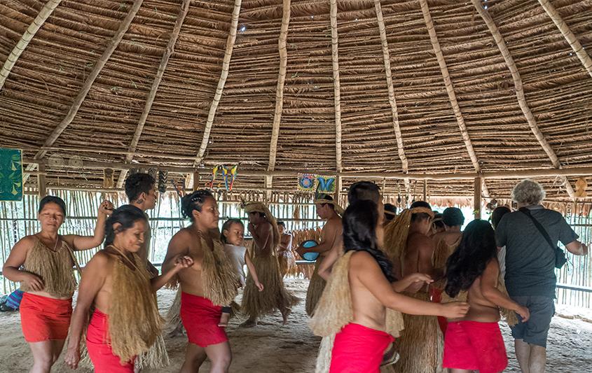 Os povos pré-cabralinos