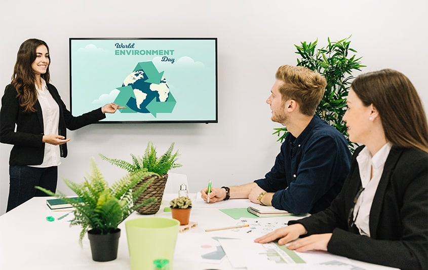Sustentabilidade nas Organizações