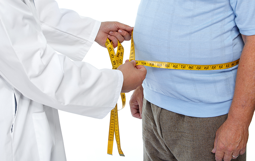 Sinais e Sintomas: Obesidade