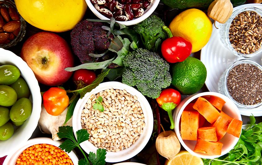 Determinação da composição centesimal dos alimentos