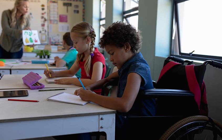 A política nacional de educação especial na perspectiva da educação inclusiva