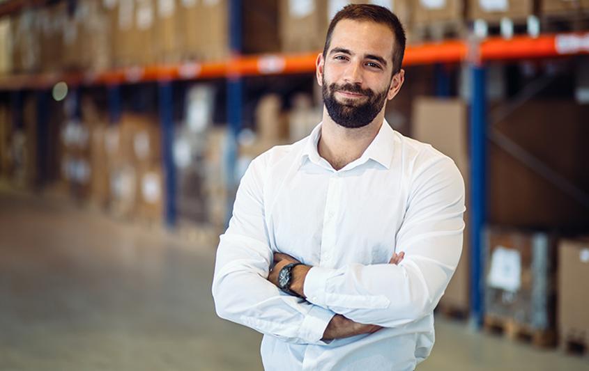 A relação entre a logística e as unidades organizacionais
