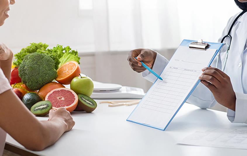 Avaliação Clínica: anamnese nutricional