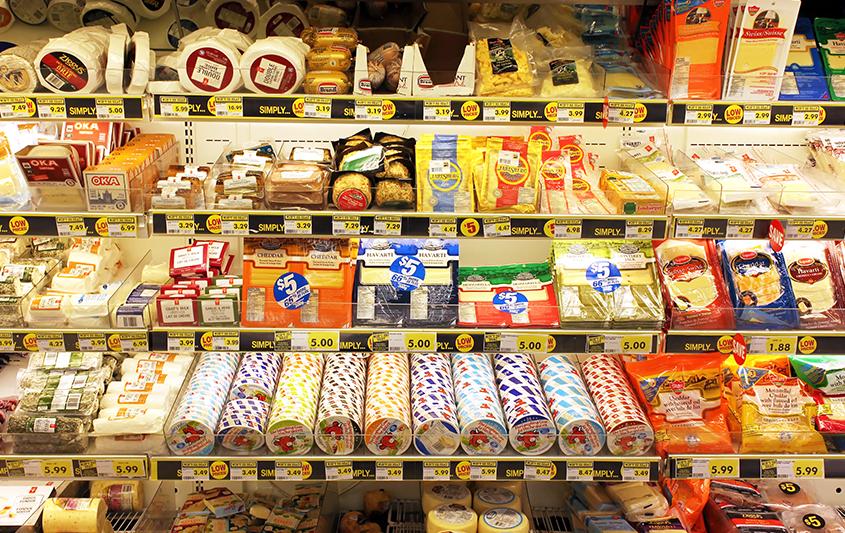 Tabela de composição dos alimentos