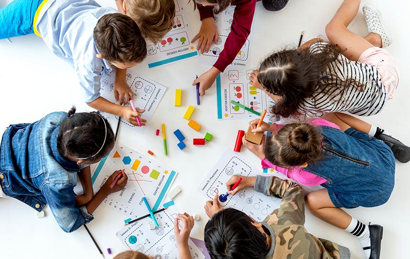 Principais instrumentos de desenvolvimento e aprendizagem