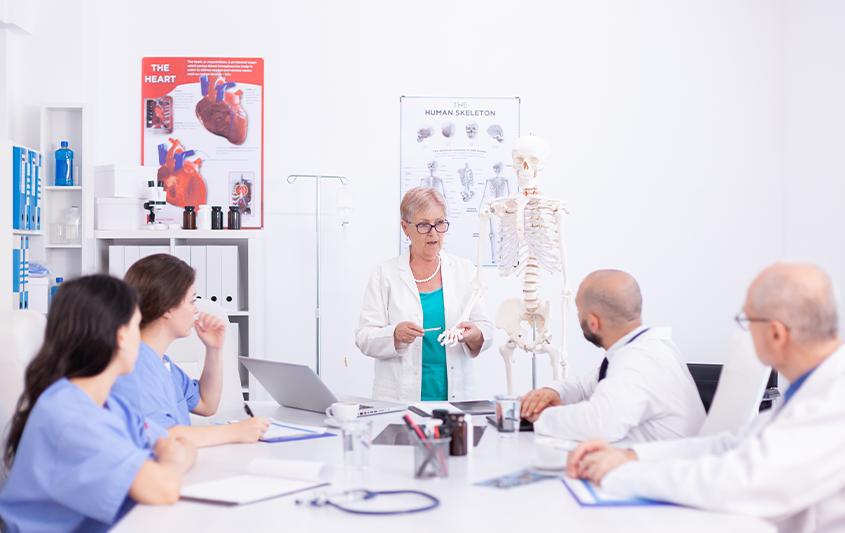 Introdução à anatomia: Terminologia anatômica e níveis de organização