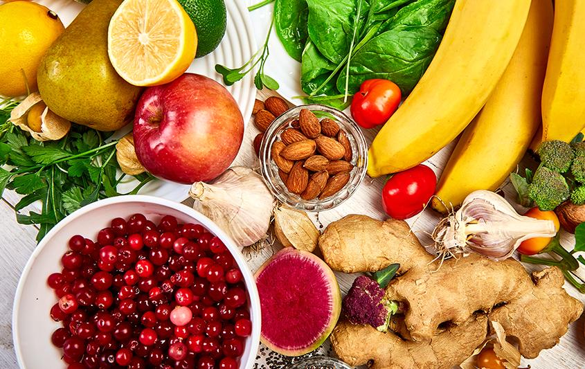 Micronutrientes: Vitaminas e Minerais no Exercício Físico